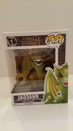 Funko POP! Television Game of Thrones GoT Rhaegal #47 Vaulte
