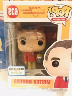 Funko Pop! Television Mister Rogers With Puppet Barnes & Nob