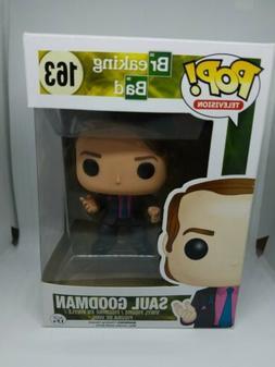 Funko POP! Television Saul Goodman #163 - Breaking Bad - Vau