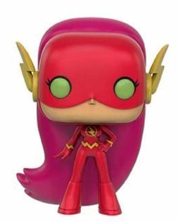 FUNKO POP! Television_Teen Titans Go! STARFIRE as The Flash