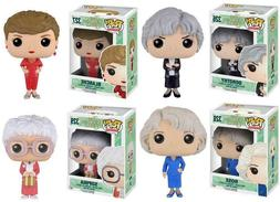 Funko Pop Television The Golden Girls Complete Set WITH POP