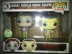 Funko Pop! Television Upside Down Eleven/Barb 2017 Spring Co