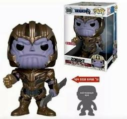 Funko Pop! Thanos 10 Inch *Target Exclusive* Marvel Avengers