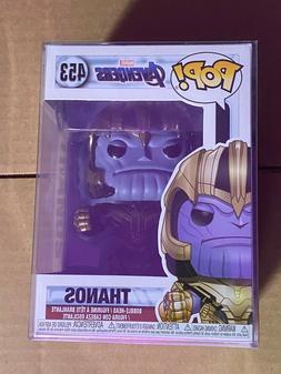 Funko Pop Thanos 453 Marvel Studios Avengers Endgame Vinyl F