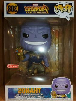 Funko Pop! Thanos Avengers Infinity War 10 Inch Target Exclu