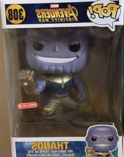 pop thanos avengers infinity war target exclusive
