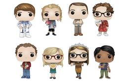 Funko POP! The Big Bang Theory - 8 Pack Bundle - PRE-ORDER -