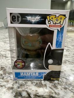 Funko Pop! The Dark Knight Rises Patina Batman 2012 SDCC Exc