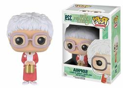 Funko Pop The Golden Girls Sophia #329 vinyl figure IN STOCK