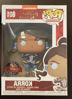 Funko POP The Legend Of Korra #801 Special Edition - IN HAND