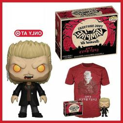 FUNKO POP! THE LOST BOYS DAVID VAMPIRE BOX Set Small T-Shirt