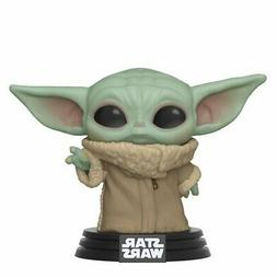 Funko Pop! The Mandalorian The Child - Baby Yoda W/Box Prote