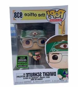 Funko POP! The Office Dwight Schrute Recyclops #938 ECCC 202