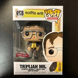 FUNKO POP THE OFFICE JIM HALPERT AS DWIGHT SCHRUTE EXCLUSIVE