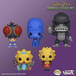Funko Pop! The Simpsons: Treehouse of Horror Pop! Set