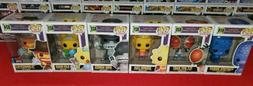 FUNKO POP! THE SIMPSONS TREEHOUSE OF HORROR POPS