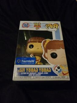 Funko Pop! Toy Story 4  GABBY GABBY WITH FORKY Walmart Excl.