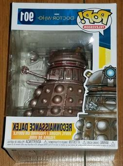 Funko Pop TV #901 Reconnaissance Dalek Doctor Who In Hand