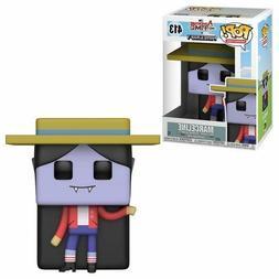 Pop! TV Adventure Time Minecraft Series 1 Marceline #413 Fun