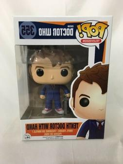 Funko Pop! TV: BBC Doctor Who - Tenth  Doctor with Hand #355