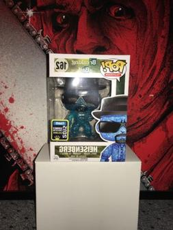Funko Pop TV BREAKING BAD HEISENBERG 162 SDCC 2015 EXCLUSIVE