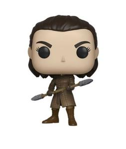 Funko Pop TV Game of Thrones Arya Stark w/ Two Headed Spear