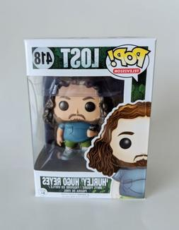 Pop! TV: LOST - 'Hurley' Hugo Reyes FUNKO #418 vaulted Free