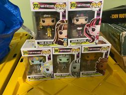 Funko Pop TV MONSTER HIGH GIRLS collection lot of 5 FUNKO PO