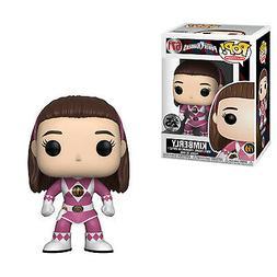 Funko Pop! TV: Power Rangers - Pink Ranger  Vinyl Figure