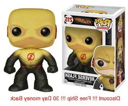 Funko Pop Tv: The Flash-Reverse Flash Action Figure #215