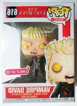 Funko Pop! VAMPIRE DAVID #616 The Lost Boys Target Exclusive