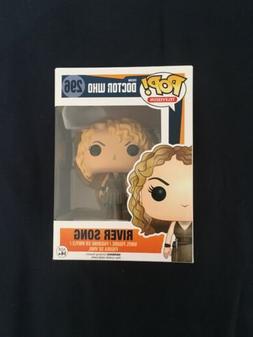 Funko Pop! Vinyl Figure River Song Doctor Who 296