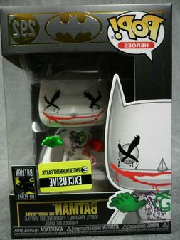 Funko Pop! Vinyl NEW * Jokers Wild Batman * 292 Entertainmen