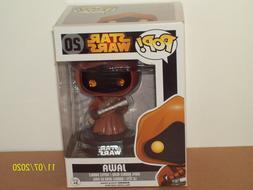 PoP! Vinyl Star Wars #20 Jawa Bobble Head Black Box Vaulted