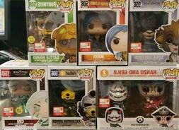 Funko Pop Witcher fortnite Gears FALLOUT E3 2019 Shared Excl