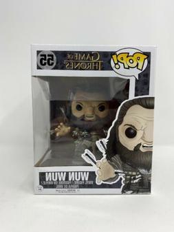Funko POP! Wun Wun 6 Inch Game Of Thrones Vinyl Figure