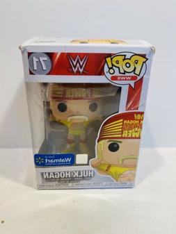 Funko Pop! WWE Hulk Hogan Walmart Exclusive #71