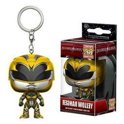 Power Rangers - Yellow Ranger Funko Pocket Pop! Keychain: To