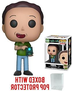 Rick and Morty Jerry Pop! Vinyl Figure and