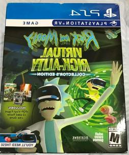 Rick & Morty: Virtual Rick-ality Collector's Edition - PlayS