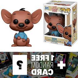 Disney Roo: Funko POP! x Winnie the Pooh Vinyl Figure + 1 FR