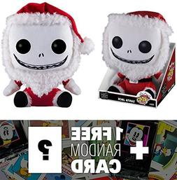 Santa Jack: Funko Mega POP! Plush x The Nightmare Before Chr