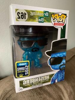 SDCC 2015 Breaking Bad HEISENBERG Blue Crystal FUNKO POP Lim