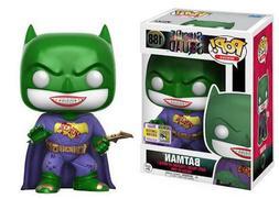 SDCC 2017 Funko Pop! Movies: Suicide Squad  Joker Batman Exc