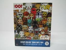 Set of 3 Funko Pop Collage Puzzles ~ Star Wars ~ DC ~ Marvel