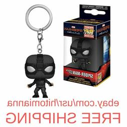 Spider-Man Far From Home Stealth Suit Official Marvel Funko