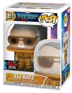 Stan Lee Guardians of the Galaxy Vol.2 Pop! NYCC 2019 Shared