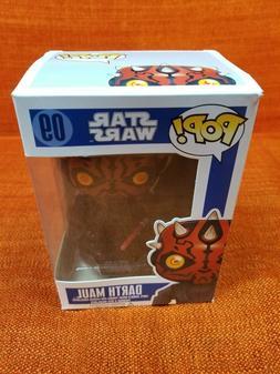 Star Wars Movie Darth Maul Funko Pop! Vinyl Figure #09 Brand