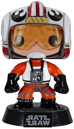 Star Wars Pilot  Luke Skywalker Pop Vinyl Bobblehead