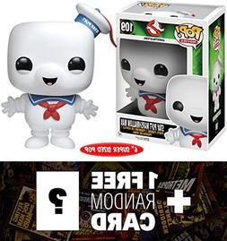 "Stay Puft Marshmallow Man: ~6"" Deluxe Funko POP! Movies x Gh"